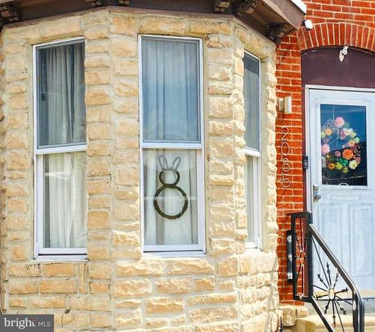 2085 E Hagert Street, PHILADELPHIA, PA 19125 (#PAPH888586) :: Better Homes Realty Signature Properties