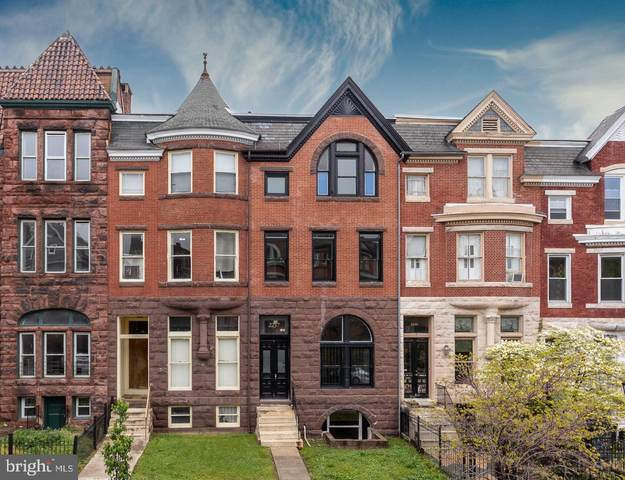 2237 Eutaw Place, BALTIMORE, MD 21217 (#MDBA507838) :: The Miller Team
