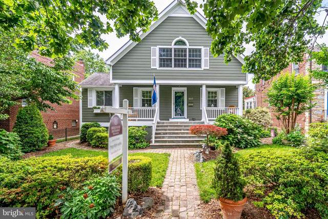 507 E Alexandria Avenue, ALEXANDRIA, VA 22301 (#VAAX246472) :: Bob Lucido Team of Keller Williams Integrity