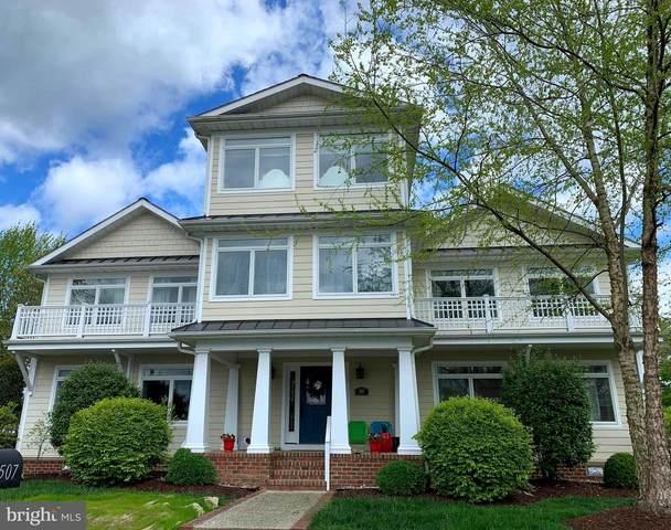 507 W Harbor Road, SAINT MICHAELS, MD 21663 (#MDTA138240) :: Seleme Homes