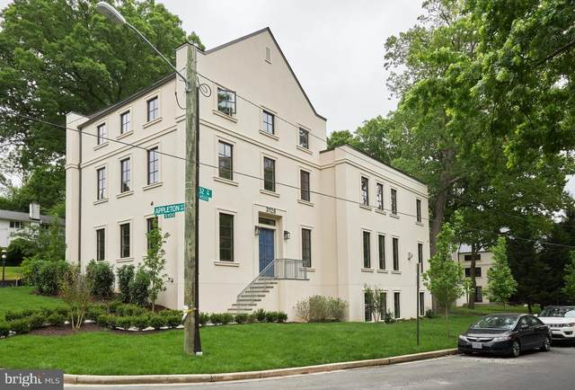 3128 Appleton Street NW, WASHINGTON, DC 20008 (#DCDC471962) :: The Miller Team
