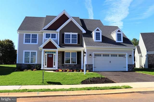 1004 Whitfield Drive #2, LANCASTER, PA 17601 (#PALA165440) :: Century 21 Home Advisors