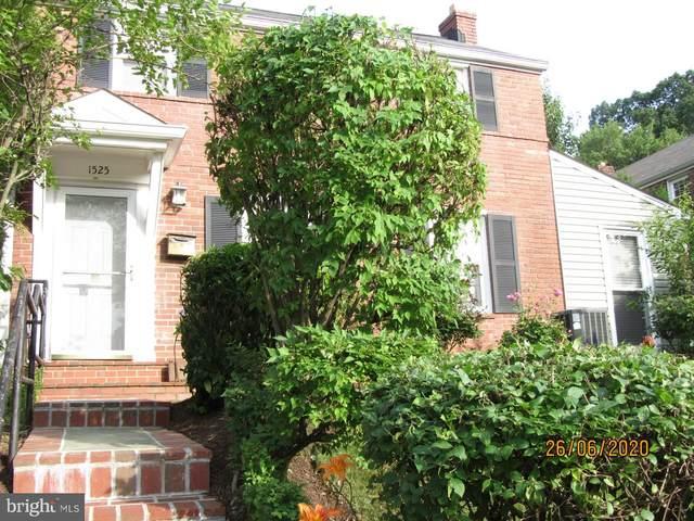 1525 N Longfellow Street, ARLINGTON, VA 22205 (#VAAR165002) :: ExecuHome Realty