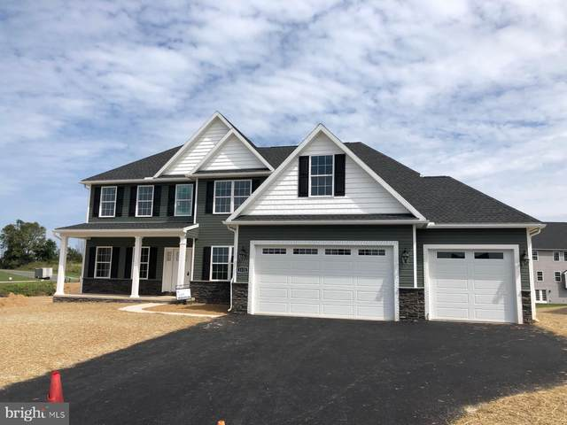1122-LOT 14 Divinity Drive, GREENCASTLE, PA 17225 (#PAFL173866) :: TeamPete Realty Services, Inc