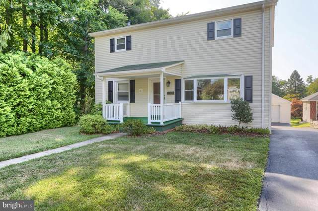 314 15TH Street, NEW CUMBERLAND, PA 17070 (#PACB125950) :: The Joy Daniels Real Estate Group