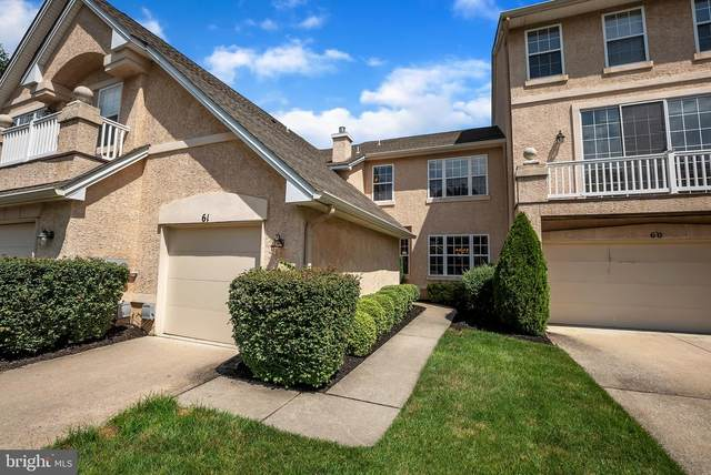61 Buckingham Place, CHERRY HILL, NJ 08003 (MLS #NJCD398502) :: Kiliszek Real Estate Experts