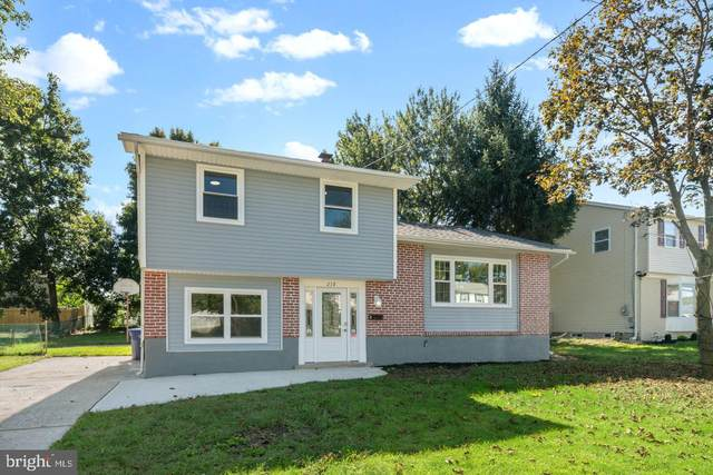 210 Regency Road, BEVERLY, NJ 08010 (MLS #NJBL379268) :: The Dekanski Home Selling Team