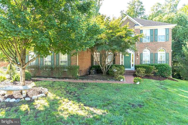 3809 Kings Hill Court, ALEXANDRIA, VA 22309 (#VAFX1150274) :: Nesbitt Realty