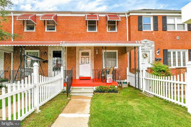 322 Dark Head Road, BALTIMORE, MD 21220 (#MDBC504702) :: John Lesniewski   RE/MAX United Real Estate