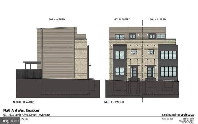 603 N Alfred Street, ALEXANDRIA, VA 22314 (#VAAX250638) :: Debbie Dogrul Associates - Long and Foster Real Estate