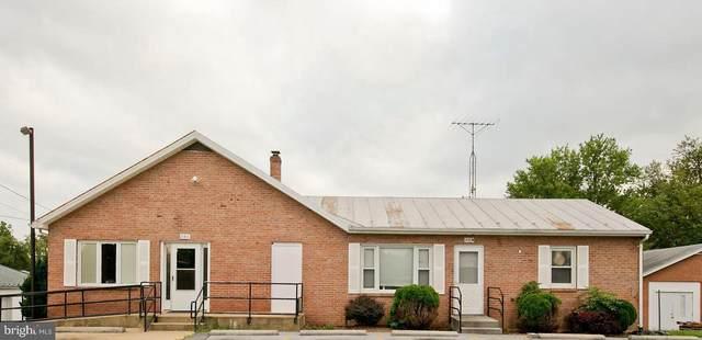 2083 Brucetown Road, CLEAR BROOK, VA 22624 (#VAFV159668) :: Bob Lucido Team of Keller Williams Integrity