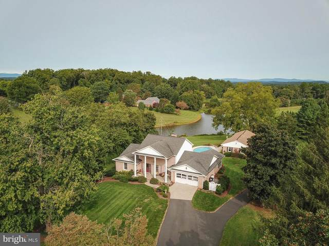 12129 Hidden Lakes, CULPEPER, VA 22701 (#VACU142504) :: RE/MAX Cornerstone Realty