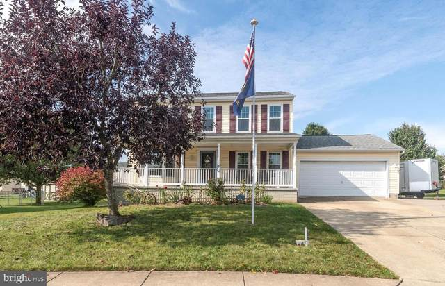 7 Mill Forge Court, THURMONT, MD 21788 (#MDFR270964) :: The Redux Group