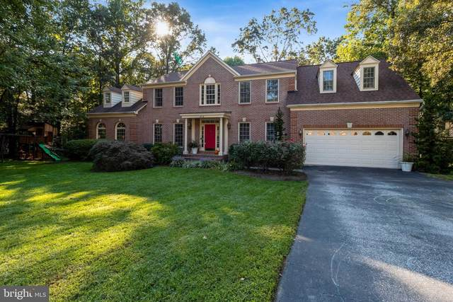 503 Pinefield Drive, SEVERNA PARK, MD 21146 (#MDAA447140) :: ExecuHome Realty