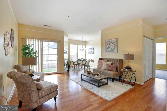 101 Watkins Pond Boulevard 4-306, ROCKVILLE, MD 20850 (#MDMC728444) :: Blackwell Real Estate