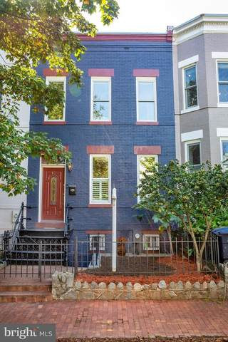 1369 Independence Avenue SE, WASHINGTON, DC 20003 (#DCDC491338) :: AJ Team Realty