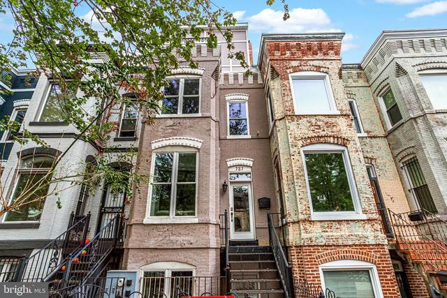 727 6TH Street NE, WASHINGTON, DC 20002 (#DCDC492766) :: Coleman & Associates