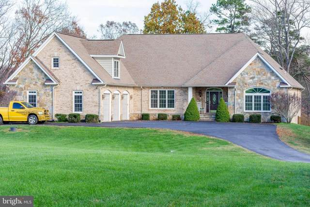 6600 Sunrise Bay Drive, MINERAL, VA 23117 (#VASP226710) :: The Miller Team