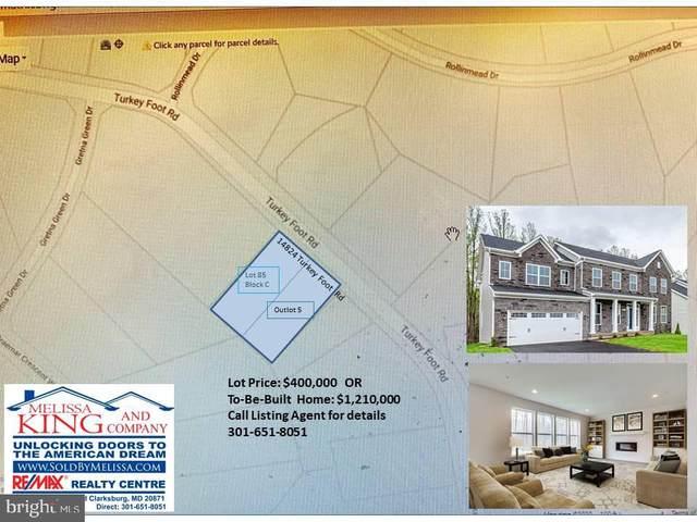 Turkey Foot Road, GAITHERSBURG, MD 20878 (#MDMC733654) :: Murray & Co. Real Estate
