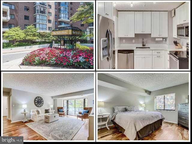 1600 N Oak Street #202, ARLINGTON, VA 22209 (#VAAR172636) :: Bic DeCaro & Associates
