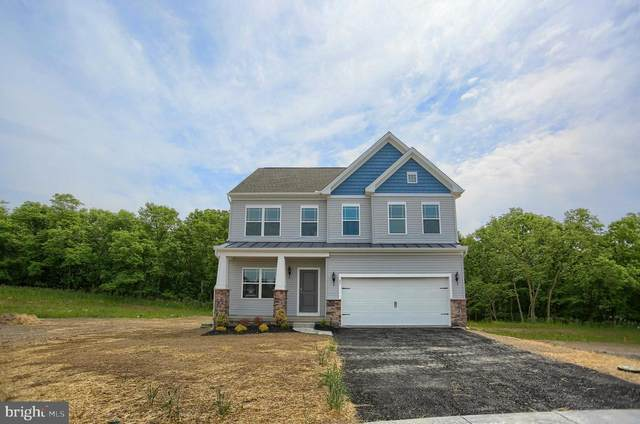 23 Barnhart Circle, MECHANICSBURG, PA 17050 (#PACB129822) :: TeamPete Realty Services, Inc