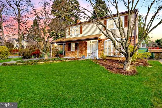 9705 Forest Glen Court, SILVER SPRING, MD 20910 (#MDMC736904) :: Tom & Cindy and Associates