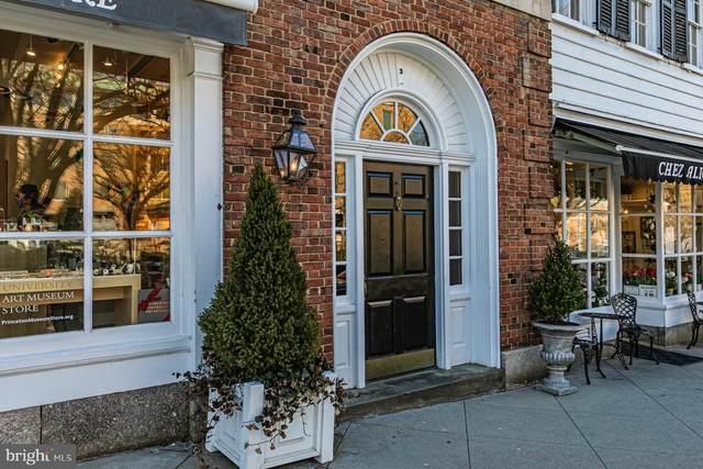 3 Palmer Sq W G, PRINCETON, NJ 08542 (#NJME306266) :: Colgan Real Estate