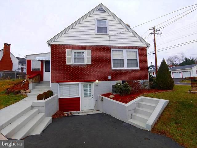 715 Edgevale Avenue, CUMBERLAND, MD 21502 (#MDAL136056) :: AJ Team Realty