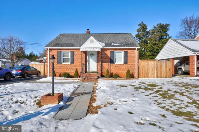 216 Washington Avenue, FRONT ROYAL, VA 22630 (#VAWR142544) :: Bob Lucido Team of Keller Williams Integrity