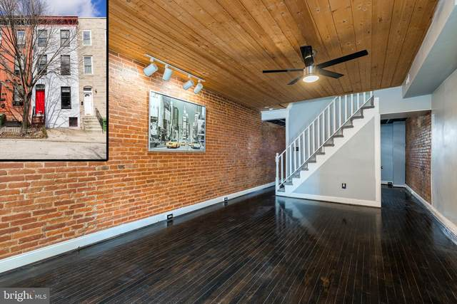 1520 W Pratt Street, BALTIMORE, MD 21223 (#MDBA539668) :: Bruce & Tanya and Associates