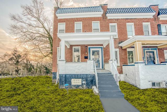 3100 Oakfield Avenue, BALTIMORE, MD 21216 (#MDBA539824) :: The MD Home Team