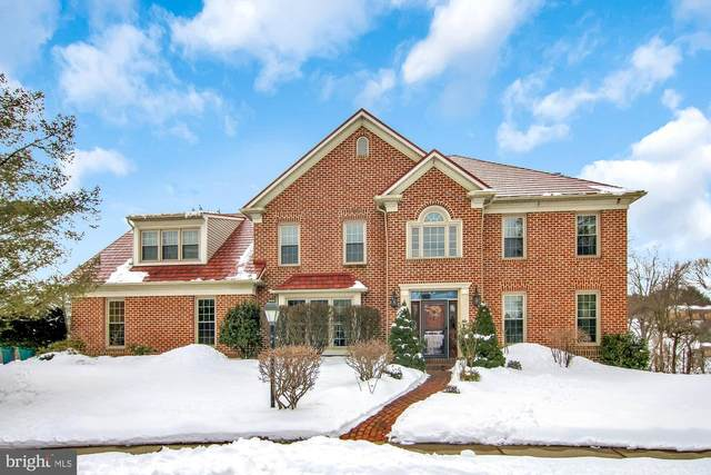 1009 S Waterford Way, MECHANICSBURG, PA 17050 (#PACB132214) :: The Dailey Group