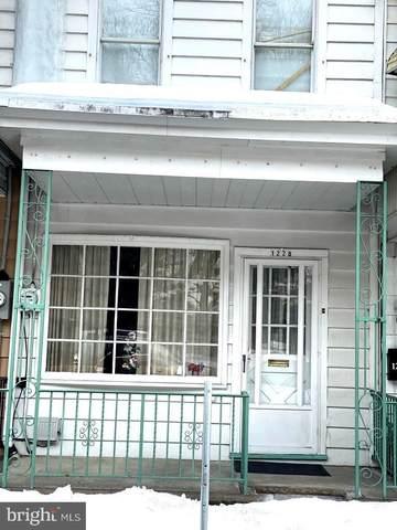 1228 E Centre Street, MAHANOY CITY, PA 17948 (#PASK134300) :: Bob Lucido Team of Keller Williams Integrity