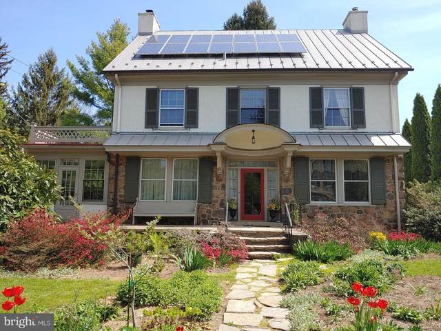 525 N Walnut Street, WEST CHESTER, PA 19380 (#PACT530316) :: REMAX Horizons