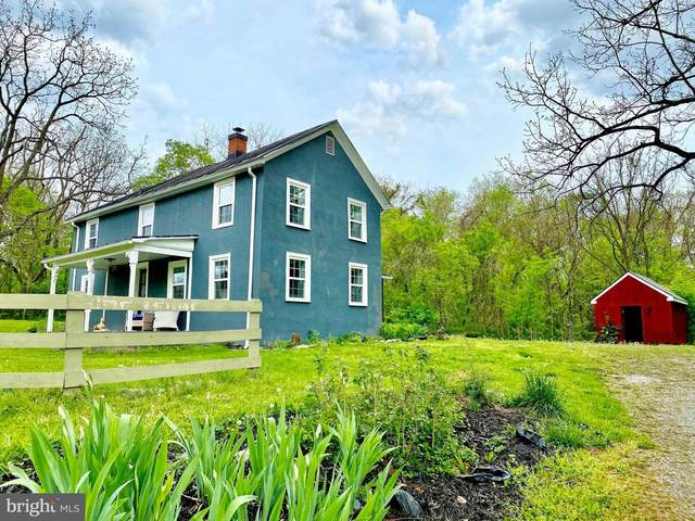 1070 Withers Larue Road, BERRYVILLE, VA 22611 (#VACL112194) :: AJ Team Realty