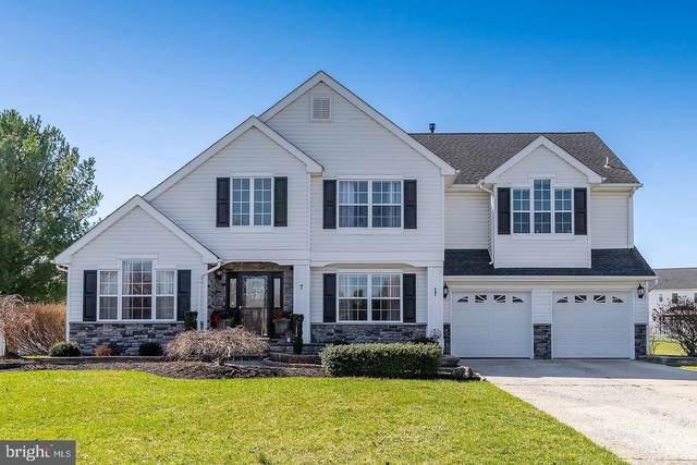 7 Cobbler Court, SEWELL, NJ 08080 (#NJGL272806) :: Colgan Real Estate