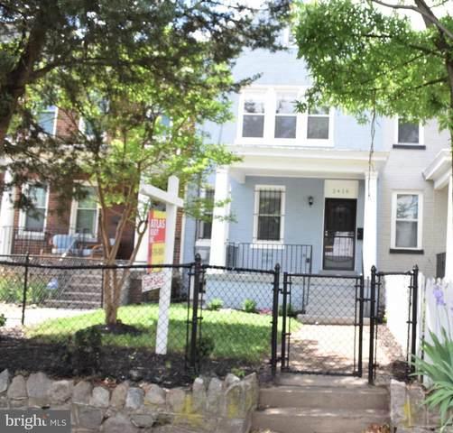 2416 10TH Street NE, WASHINGTON, DC 20018 (#DCDC514222) :: Dart Homes