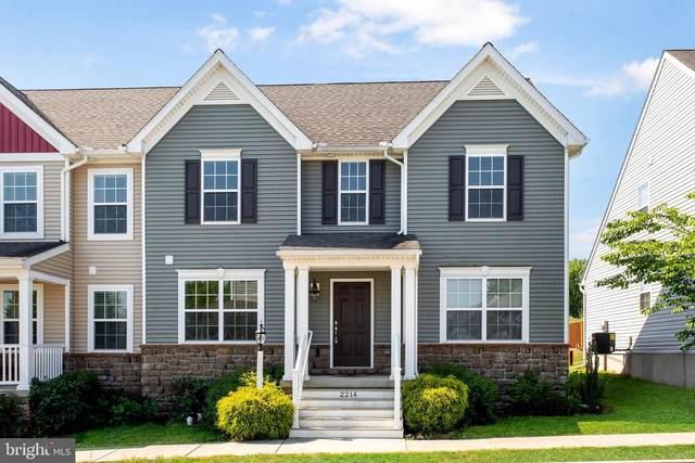 2214 Hampshire Avenue, LANCASTER, PA 17602 (#PALA179922) :: Bowers Realty Group