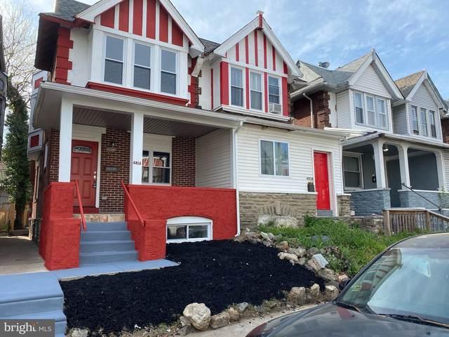 4816 N 10TH Street, PHILADELPHIA, PA 19141 (MLS #PAPH1009298) :: Kiliszek Real Estate Experts
