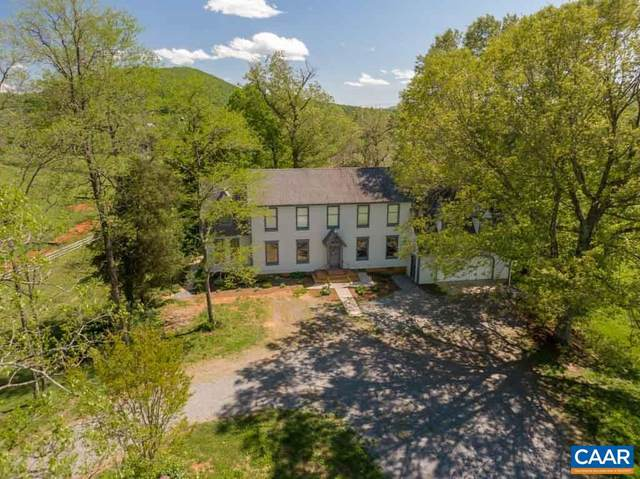 3539 Red Hill School Road, NORTH GARDEN, VA 22959 (#616610) :: Great Falls Great Homes