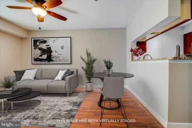 3311 Wyndham Circle #1194, ALEXANDRIA, VA 22302 (#VAAX259688) :: Corner House Realty