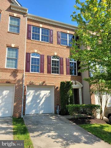 8507 Ice Crystal Drive #141, LAUREL, MD 20723 (#MDHW294616) :: CENTURY 21 Core Partners