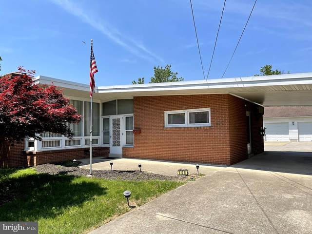 206 Sunset Avenue, HANOVER, PA 17331 (#PAYK159352) :: Realty ONE Group Unlimited