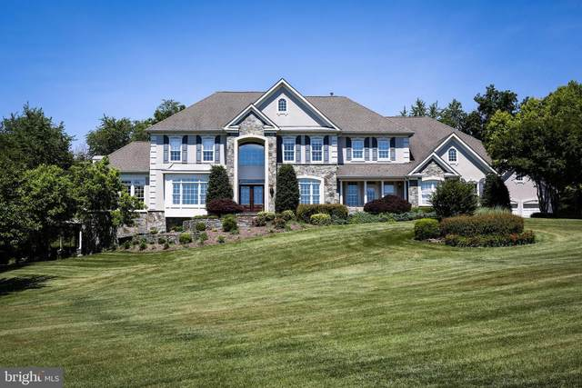 9012 Cynthia Court, BOONSBORO, MD 21713 (#MDWA180140) :: The Miller Team
