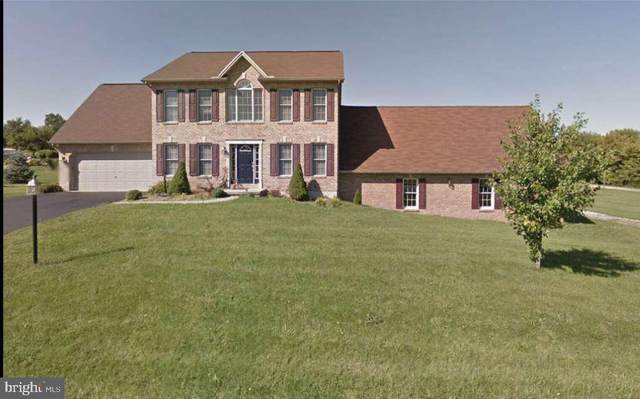 181 Rose Hill Drive, NEW CUMBERLAND, PA 17070 (#PAYK159864) :: The Joy Daniels Real Estate Group