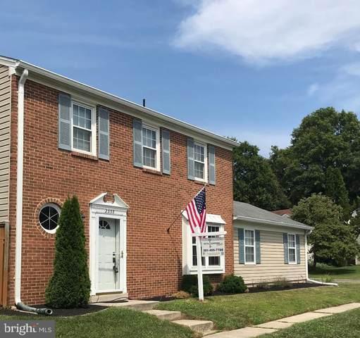 2338 Westport Lane, CROFTON, MD 21114 (#MDAA471850) :: The Riffle Group of Keller Williams Select Realtors