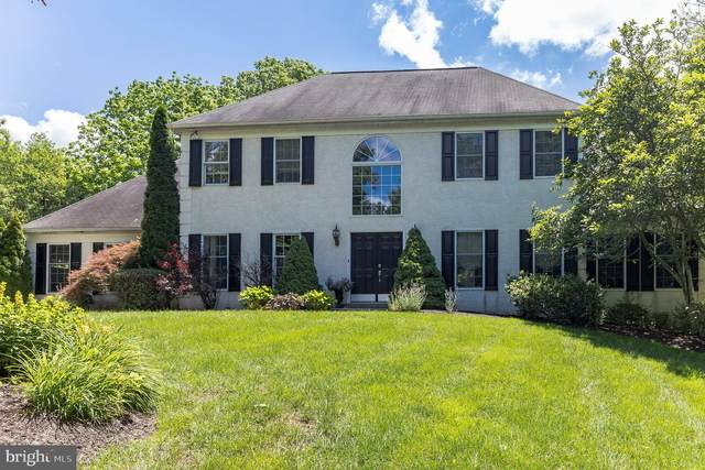 110 Nottingham Drive, SPRING CITY, PA 19475 (#PACT2000316) :: The Dailey Group