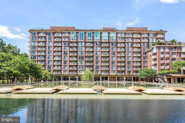 560 N Street SW N703, WASHINGTON, DC 20024 (#DCDC2001274) :: City Smart Living