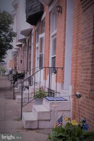 402 S Lehigh Street, BALTIMORE, MD 21224 (#MDBA2002602) :: Century 21 Dale Realty Co