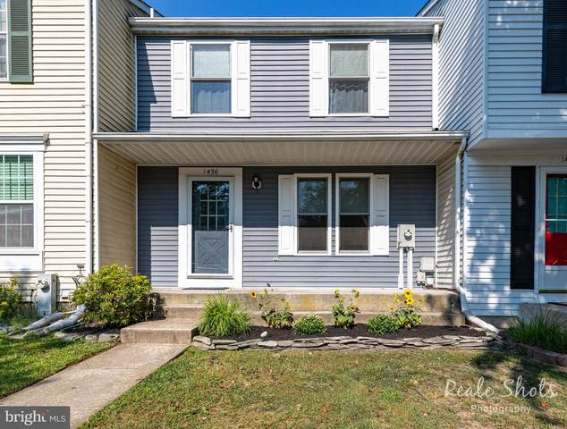 1436 Tarragon Court, BELCAMP, MD 21017 (#MDHR2000968) :: The Sky Group